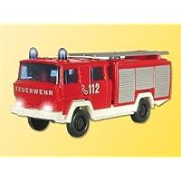 Viessmann 1843 Feuerwehr LF16 mit Beleuchtung Spur N