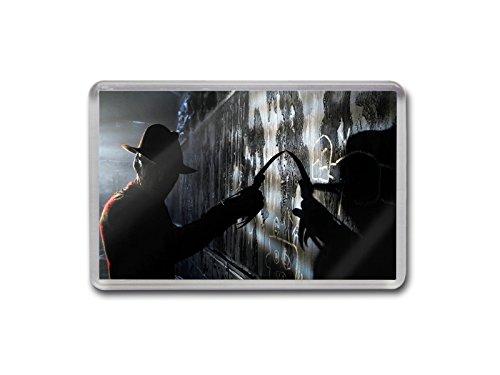 Freddy Krueger Nightmare On Elm Street Horrorfilm Film High Qualität Kühlschrank Magnet Design 3 (Freddy Krueger Top)