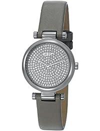 Joop! Damen-Armbanduhr MARTHA Analog Quarz Leder JP101722002