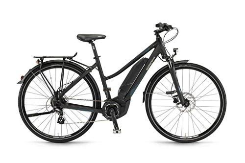 E-Bike Winora Y280.X 28\' Yamaha Motor 400 Wh 8 Gang, Rahmenhöhen:52, Farben:schwarz matt