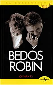 Bedos Robin A l'Olympia 92 [VHS]