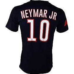 PARIS SAINT GERMAIN T-Shirt PSG - Neymar Jr - Collection Officielle Taille M