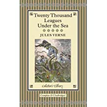 Twenty Thousand Leagues Under the Sea by Verne, Jules ( AUTHOR ) Sep-01-2010 Hardback
