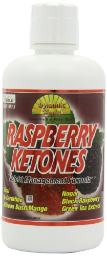 Dynamic Health Raspberry Ketones Juice Blend 946ml