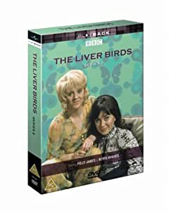 The Liver Birds - Series 2 [DVD] [1971]