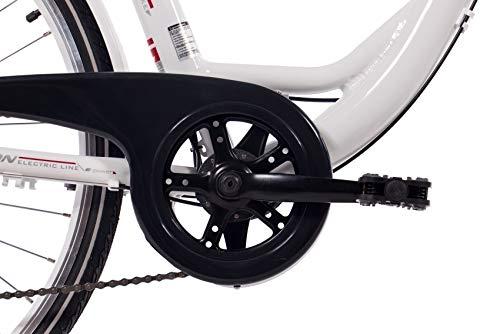 CHRISSON 28 Zoll E-Bike Trekking und City Bike für Herren Bild 5*