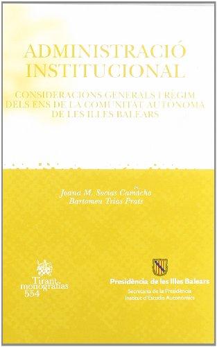 Administració Institucional
