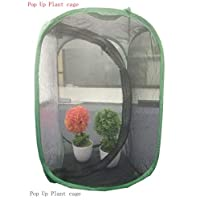 BIBIone Plant Greenhouse Transparent Waterproof Cultivation Room Anti - mosquito Box Butterfly Pet Cage