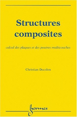 Structures composites - calcul des plaques par Declon