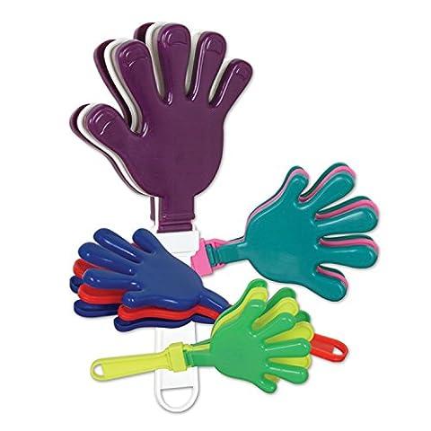 Large Hand Clapper 12