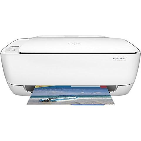 HP Deskjet 3630 - Impresora Multifunción Color