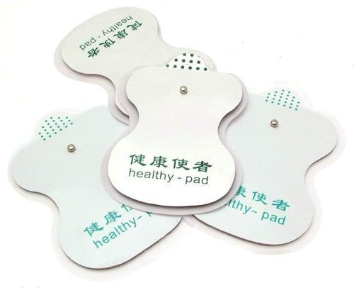 iAS replacement four pad set for TENS machine - only compatible with the iAS TENS unit by iAS