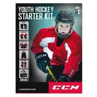 CCM Youth Hockey Starter Kit, Größe:M