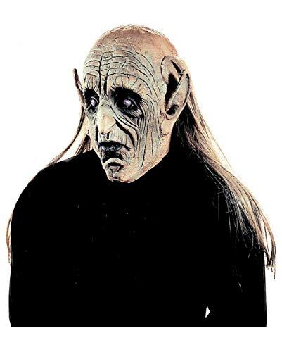 Horror-Shop Troll Maske Orkaz (Harry Potter-troll-spielzeug)