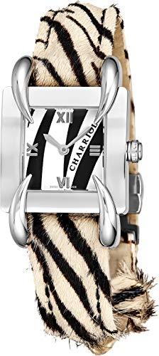 Charriol KUCHCS.237.KCS003 - Orologio da donna con cinturino in vitello...