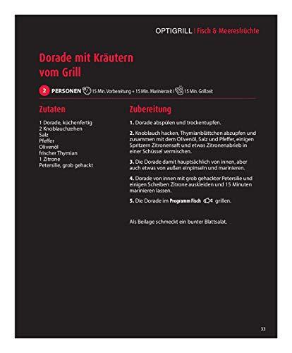 41Y9ZW3IwFL - OPTImal Grillen: Rezepte für den Optigrill - Das Original