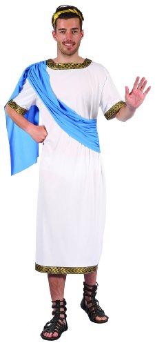 Kostüm Mann Gott Griechischer - Griechischer Gott Kostüm für Herren Einheitsgröße (42)