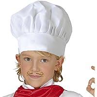 Guirca Gorro Cocinero Infantil Tela, u (13010.0)