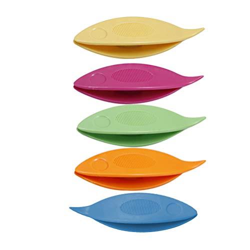 Supvox navetta per chiacchierino 5 pezzi (colori misti)