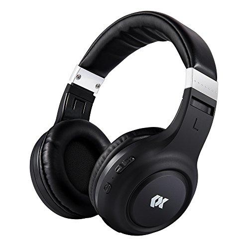 Proxelle - Auriculares Bluetooth Inalámbricos Impermeable IPX4 Con Micrófono Over-Ear (Reducción de Ruido)