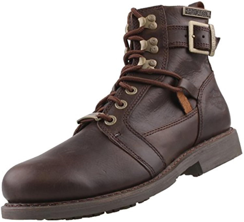 Harley Davidson Mens Harrison Leather Boots
