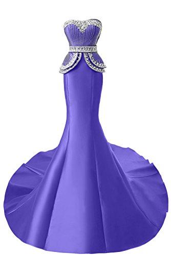 TOSKANA BRAUT - Robe - Crayon - Femme Violett-1