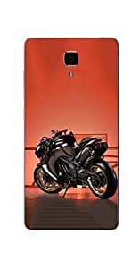 Insane Xiaomi Mi 4 Back Cover -Premium Designer Case and Covers for Xiaomi Mi 4