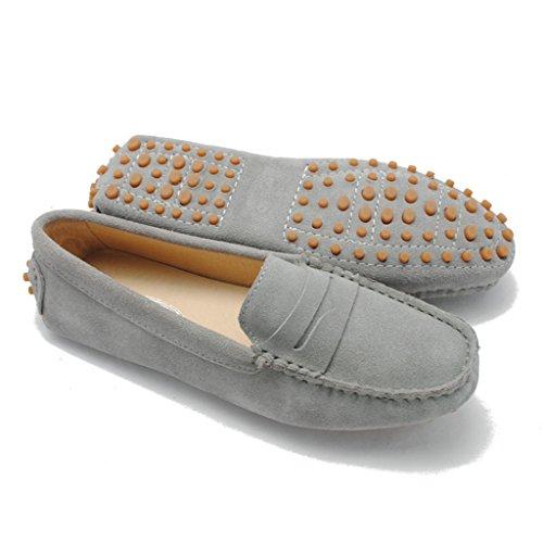 Meijili - Sandali  donna Grey