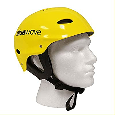 Yellow Watersport Helmet, Kayak, Canoe, SUP | FREE STANDARD DELIVERY! by Bluewave Leisure