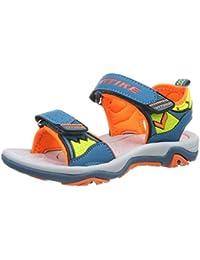 Amazon.es: zapatillas deportivas niños Velcro Sandalias