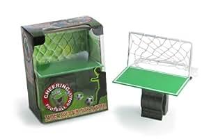 Fußballtor Aufsatz für Mülleimer