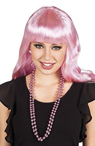 Generique - Rosa Perlenkette für Damen