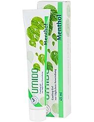 UMIDO Cooling Gel Menthol, entspannende Fußcreme, Feuchtigkeitspflege für beanspruchte Haut, Fuß-Lotion sofort einziehend, Pflege-Creme für müde Füße, für eine tägliche Fußpflege, 1 x 45 ml (2.)