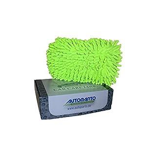 Professional Mikrofaserschwamm für die Autowäsche mit Insektennetz