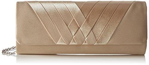 Bulaggi Damen Suka clutch Elfenbein (Champagne 34), 26x10x5 cm -