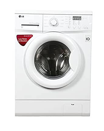 LG F1091MDL2 Front-loading Washing Machine (5.5 Kg, Blue White)