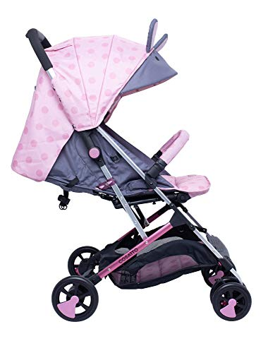 Cosatto Woosh 2 Stroller Bunny Buddy with raincover and Bumper bar Birth to 25kg Best Price and Cheapest