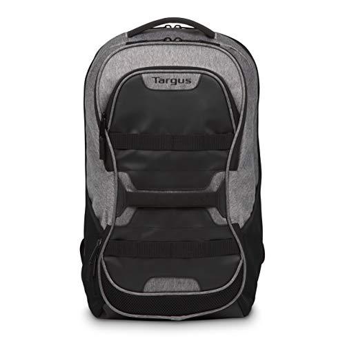 Work&Play Fitness Rucksack für 39,6 cm (15,6 Zoll) Laptops, Arbeitszubehör und Sportausrüstung (TSB944US) grau/schwarz 15.6 inches