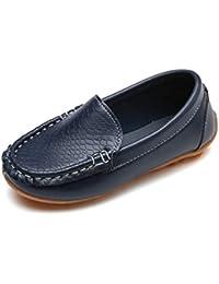 Zapatos para NiñOs PequeñOs Zapatos para NiñOs Zapatos Casuales para NiñOs Zapatos Suaves Sin Cordones Mocasines