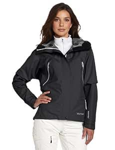 Marmot Women's Spire Waterproof Shell Jacket - Black, X-Small
