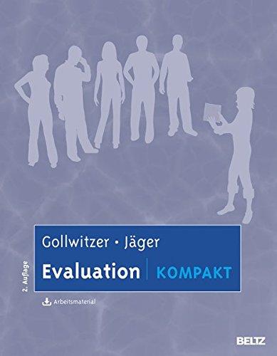 Evaluation kompakt: Mit Online-Materialien (Lehrbuch kompakt)