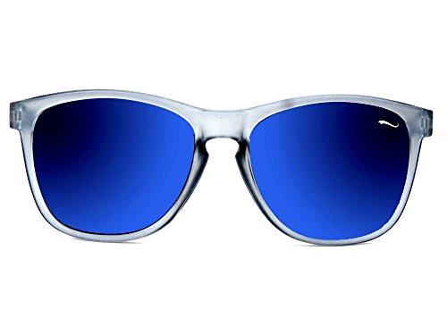 Cluum 2x1 Gafas de Sol (Transparent/Blue)