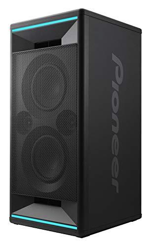 Pioneer Club 7 Altavoz de Bluetooth (LED Iluminación, Voice Control, USB para...