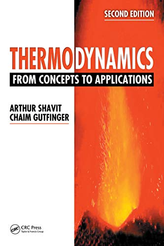 Thermodynamics: From Concepts to Applications, Second Edition (English Edition)