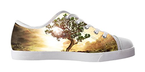 Dalliy Tree of Life Baum des Lebens Kids Canvas shoes Schuhe Footwear Sneakers shoes Schuhe B