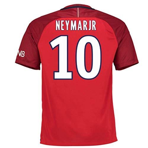 2016-17 PSG Away Football Soccer T-Shirt Camiseta (Neymar Jr 10) - Kids