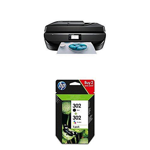 HP OfficeJet 5230 + HP 302 Multipack