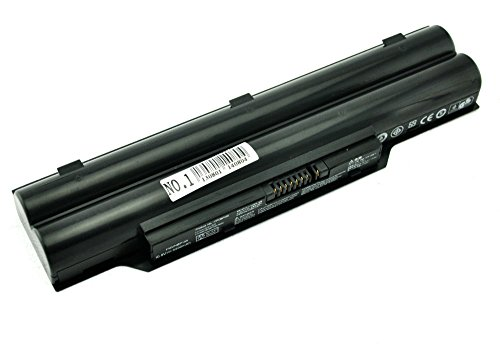SellZone Compatible Replacement Battery for Fujitsu LifeBook A530 A531 AH530 AH531 BH531 LH520 LH52/C LH701 PH521 CP477891 01 FPCBP250