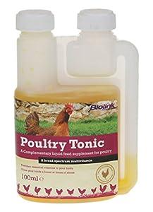 Tonifiant pour volailles de Biolink - 100 ml