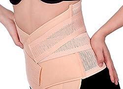 Women Postpartum straps abdomen strap shapers,breathable body protection shaper belt straps